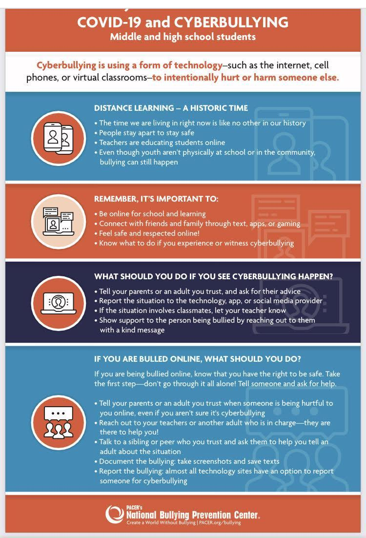 Cyber Bullying Info