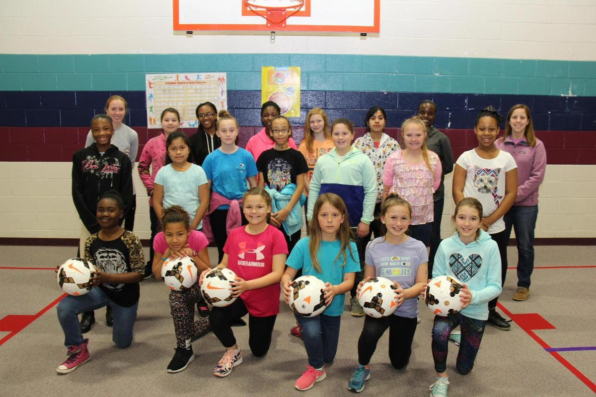 Girl's Soccer Club