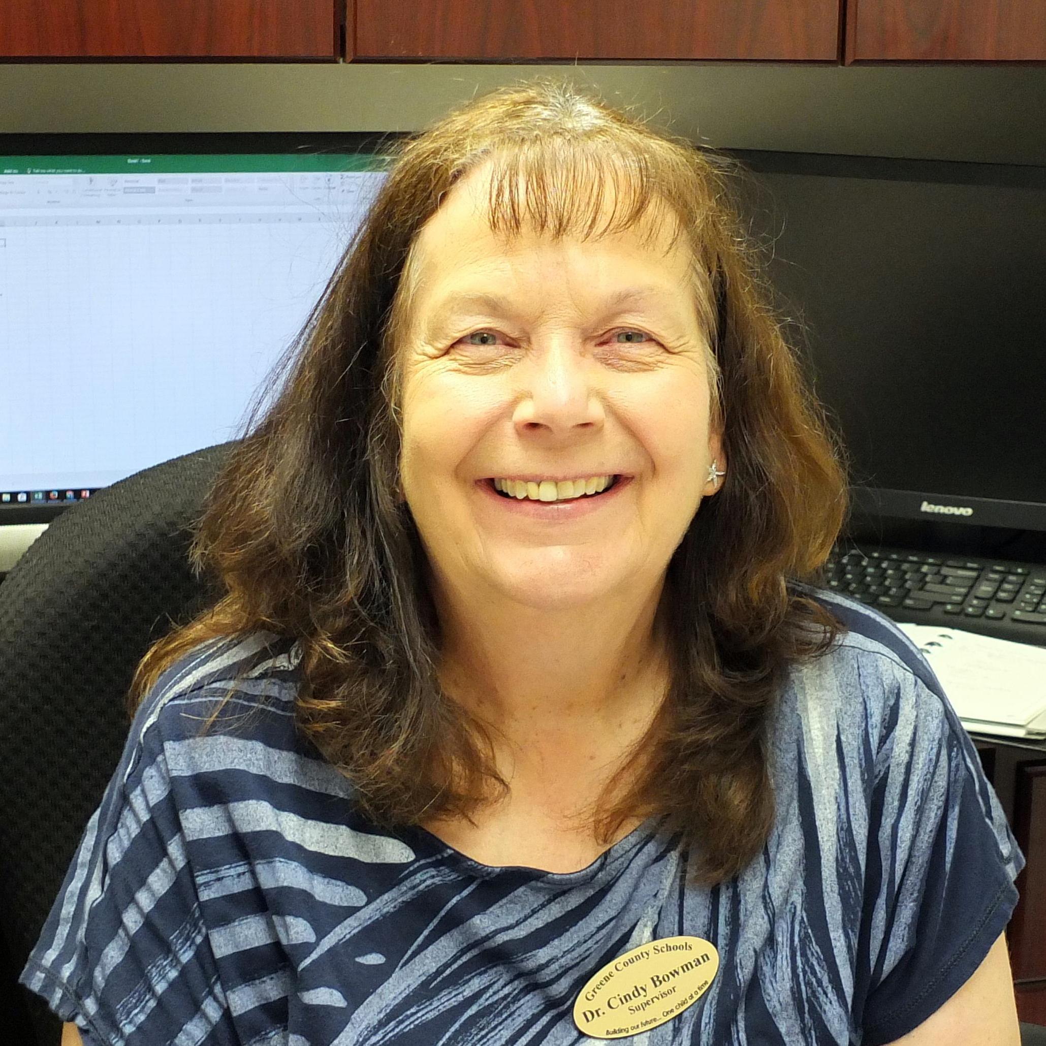 Cindy Bowman's Profile Photo