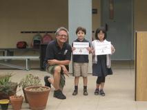 Leader In Me: Habit 1 recipients!