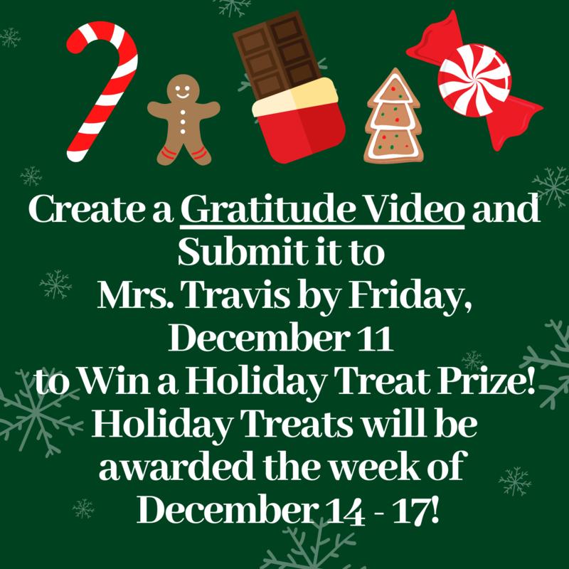 Gratitude Video Challenge