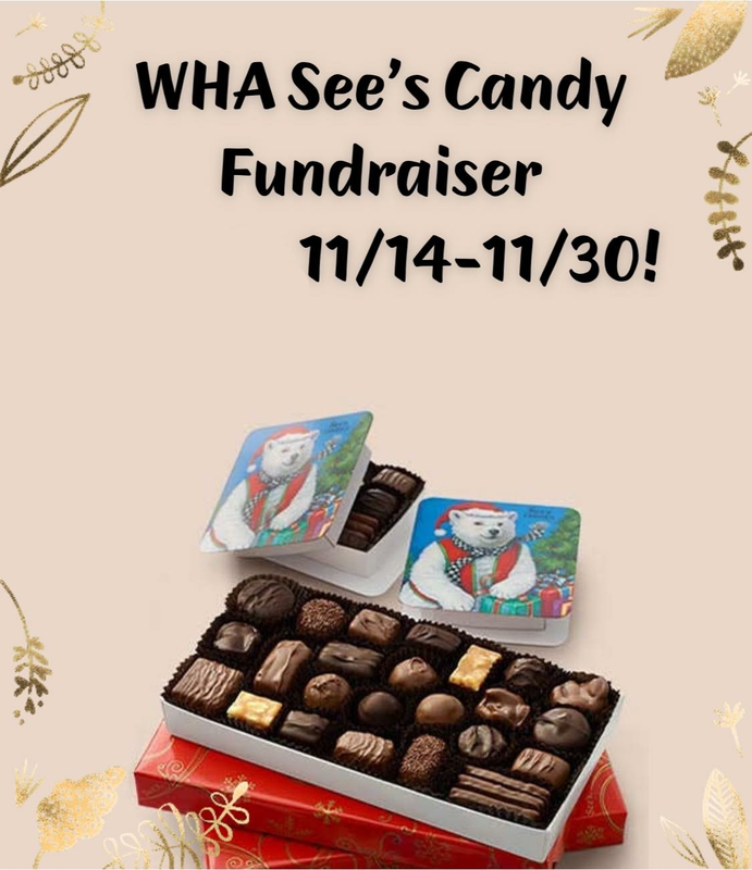 See's Candy Fundraiser (Nov. 14 - 30). Click for more info Thumbnail Image