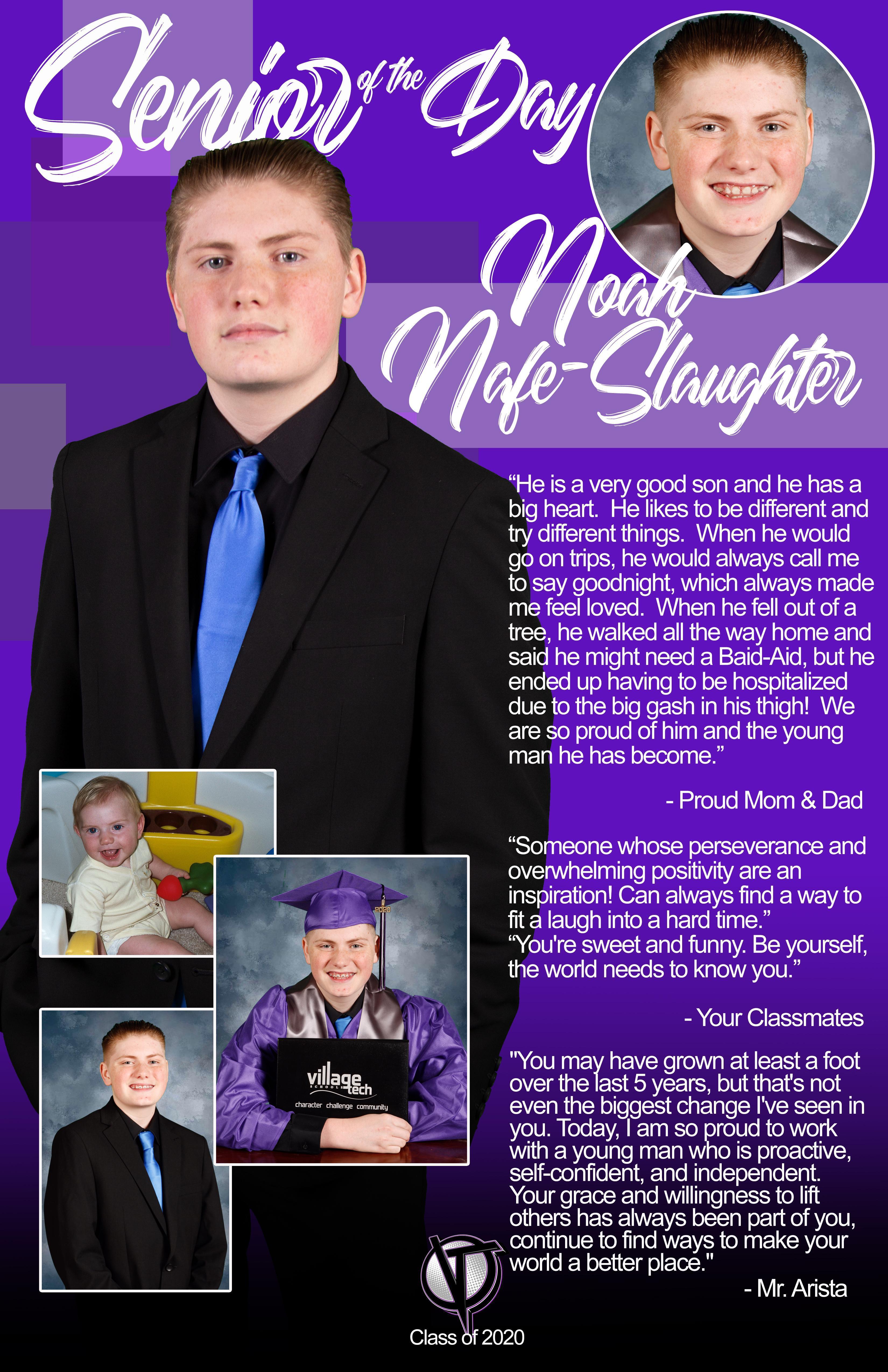 Noah Slaughter