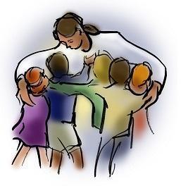 image of Jesus with Children