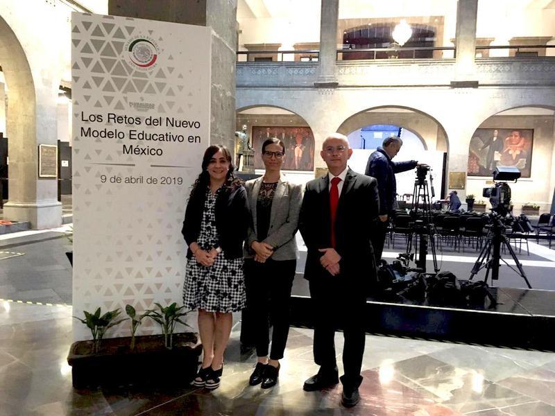 """""""Los retos del nuevo modelo educativo en México desde una perspectiva comparada"""" Featured Photo"""
