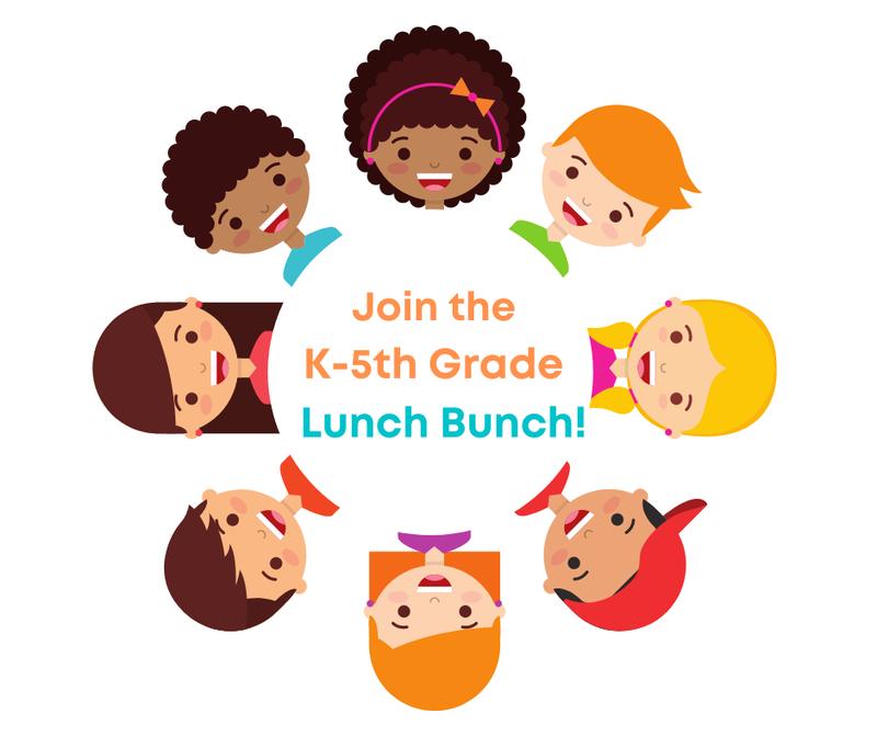 elementary school lunch bunch