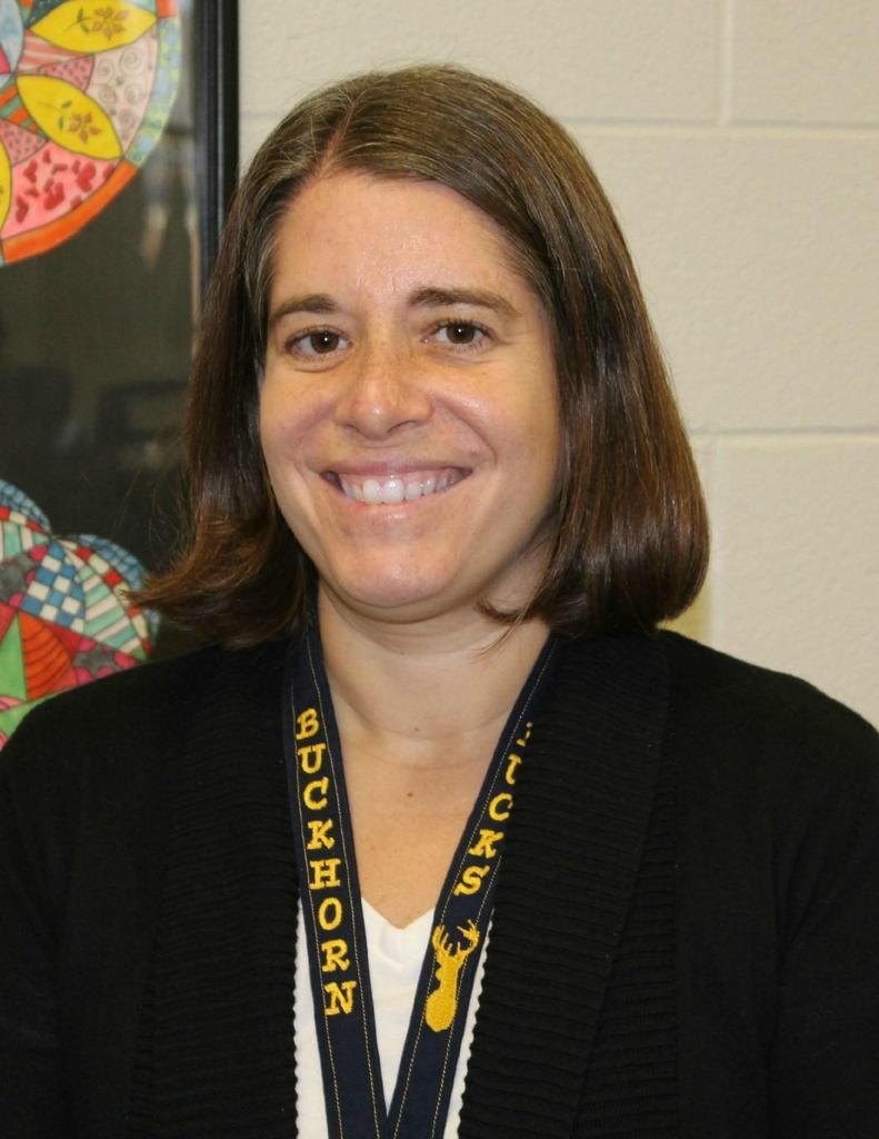 Ms. Amanda Bell, Assistant Principal