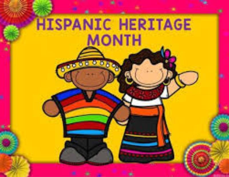 It's Hispanic Heritage Month! Thumbnail Image