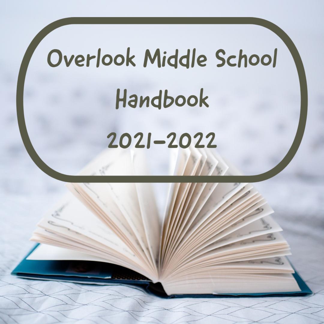 Overlook Middle School Handbook 2020-2021