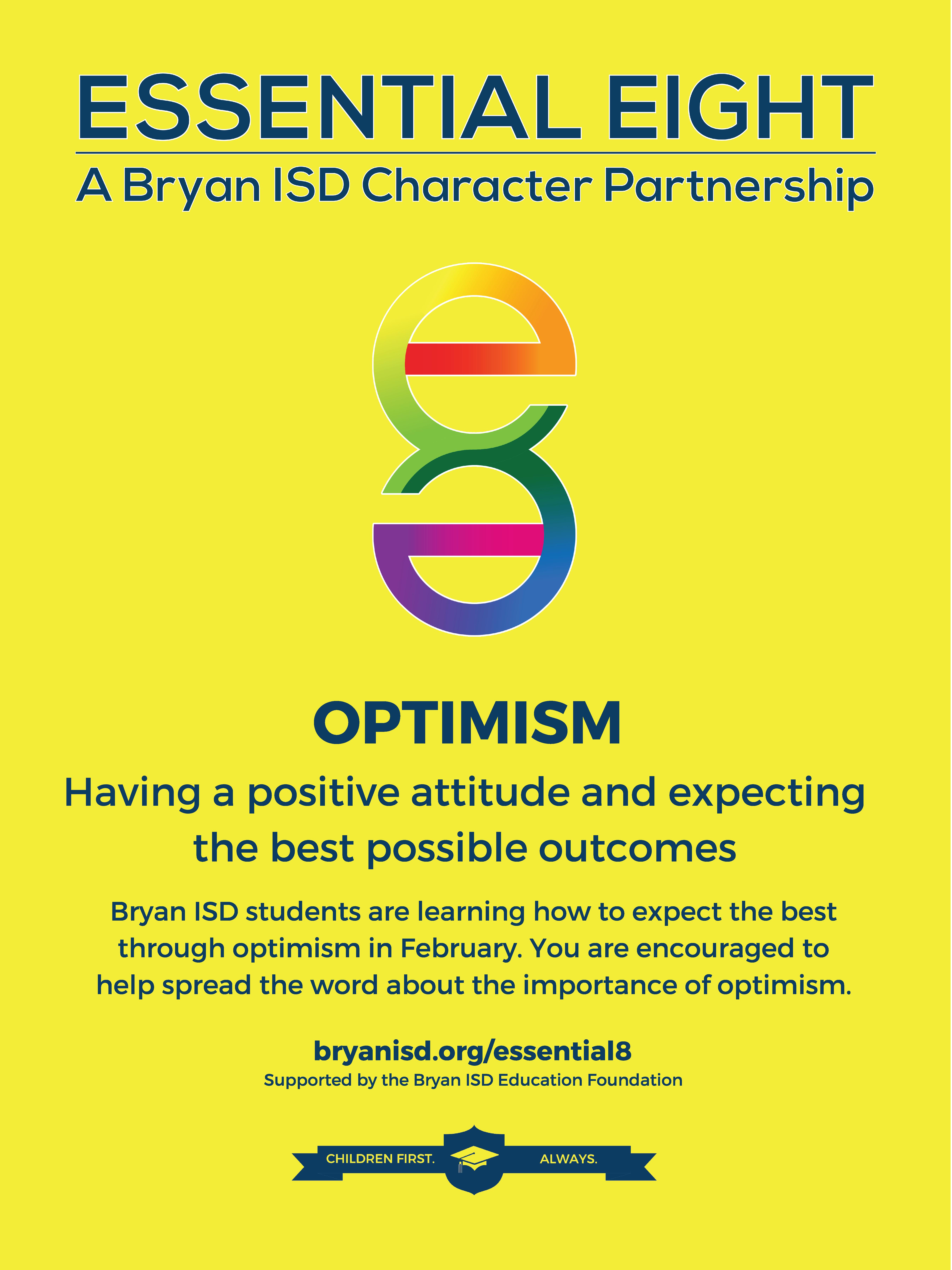 Optimism Poster