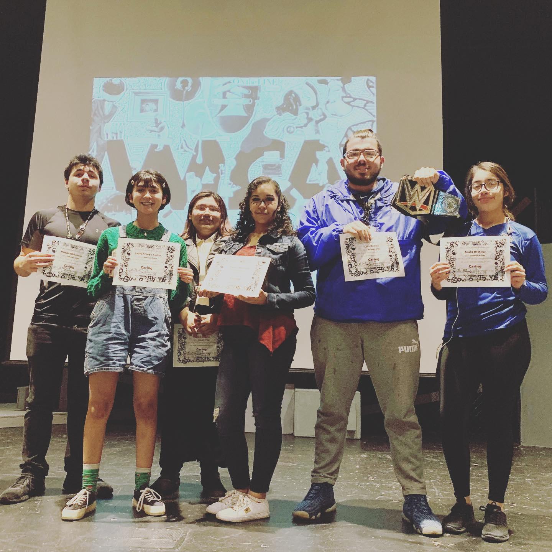 Scholar Artist Award Winners