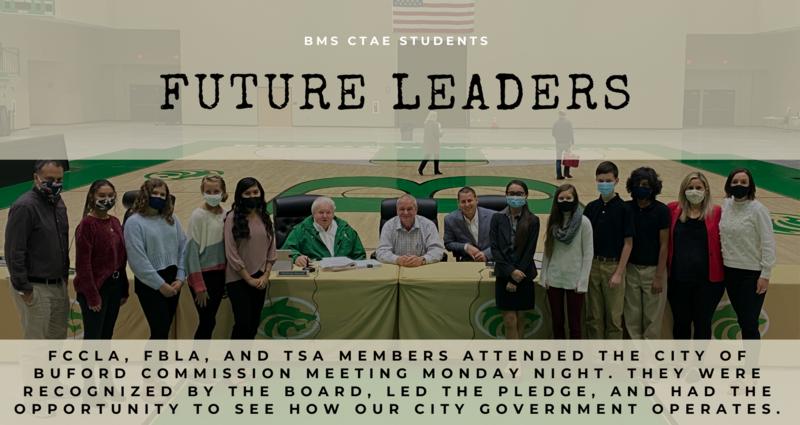 CTAE Future Leaders Featured Photo
