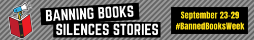#BannedBookWeek