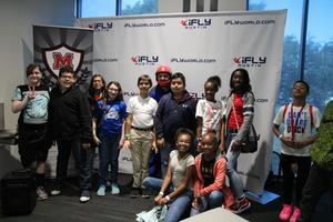 Manor ISD at iFly