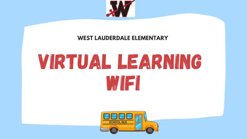 Virtual Learning WiFi Graphic