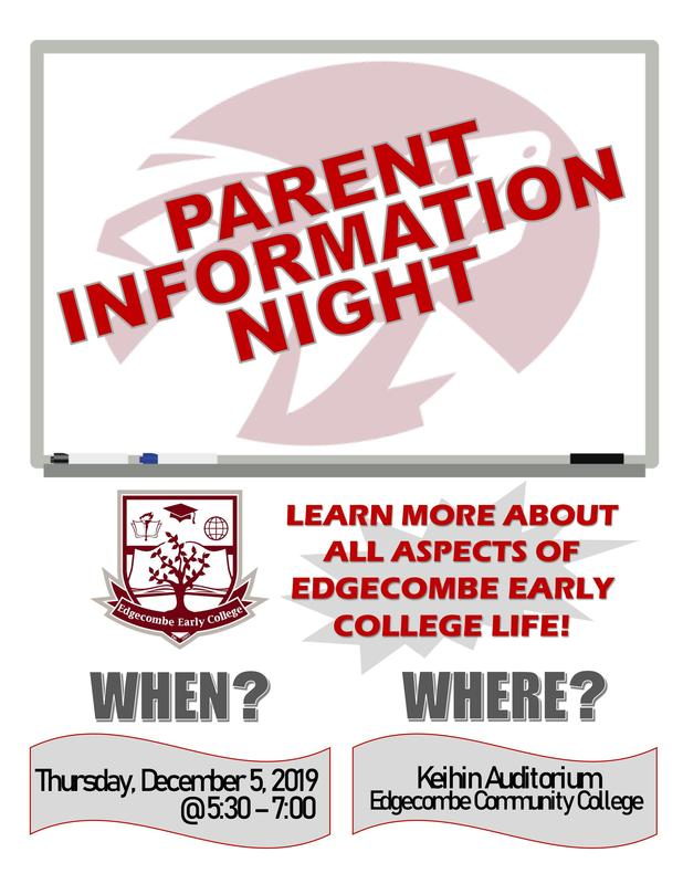 Parent Information Night for Prospective Scholars - December 5, 2019 Featured Photo