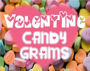 valentine candy grams