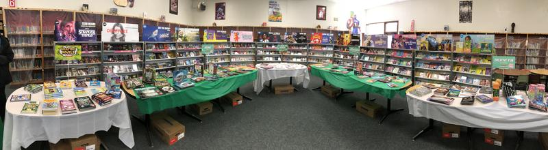 Millicoma Book Fair