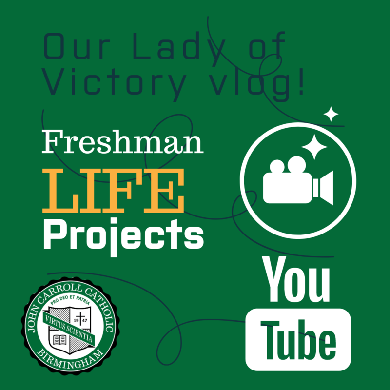 Showcasing Freshman LIFE Projects! Featured Photo