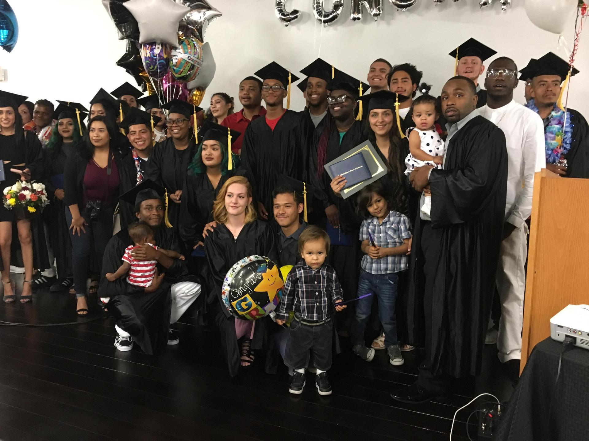 Palmdale Class of 2017