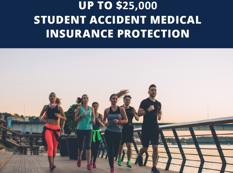 2019-2020 Student Insurance Brochure Featured Photo