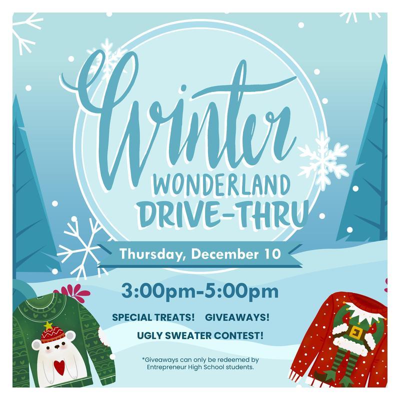 Winter Wonderland Drive-Thru