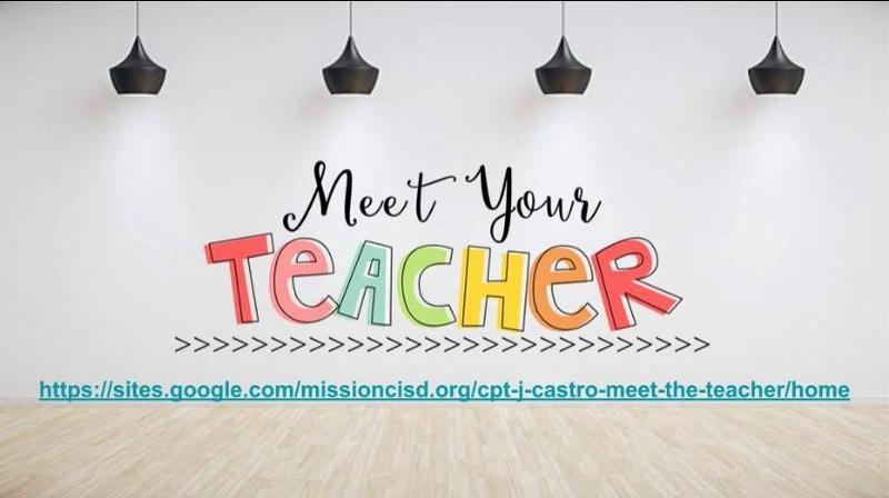 Meet the Teacher 2020-2021 Featured Photo