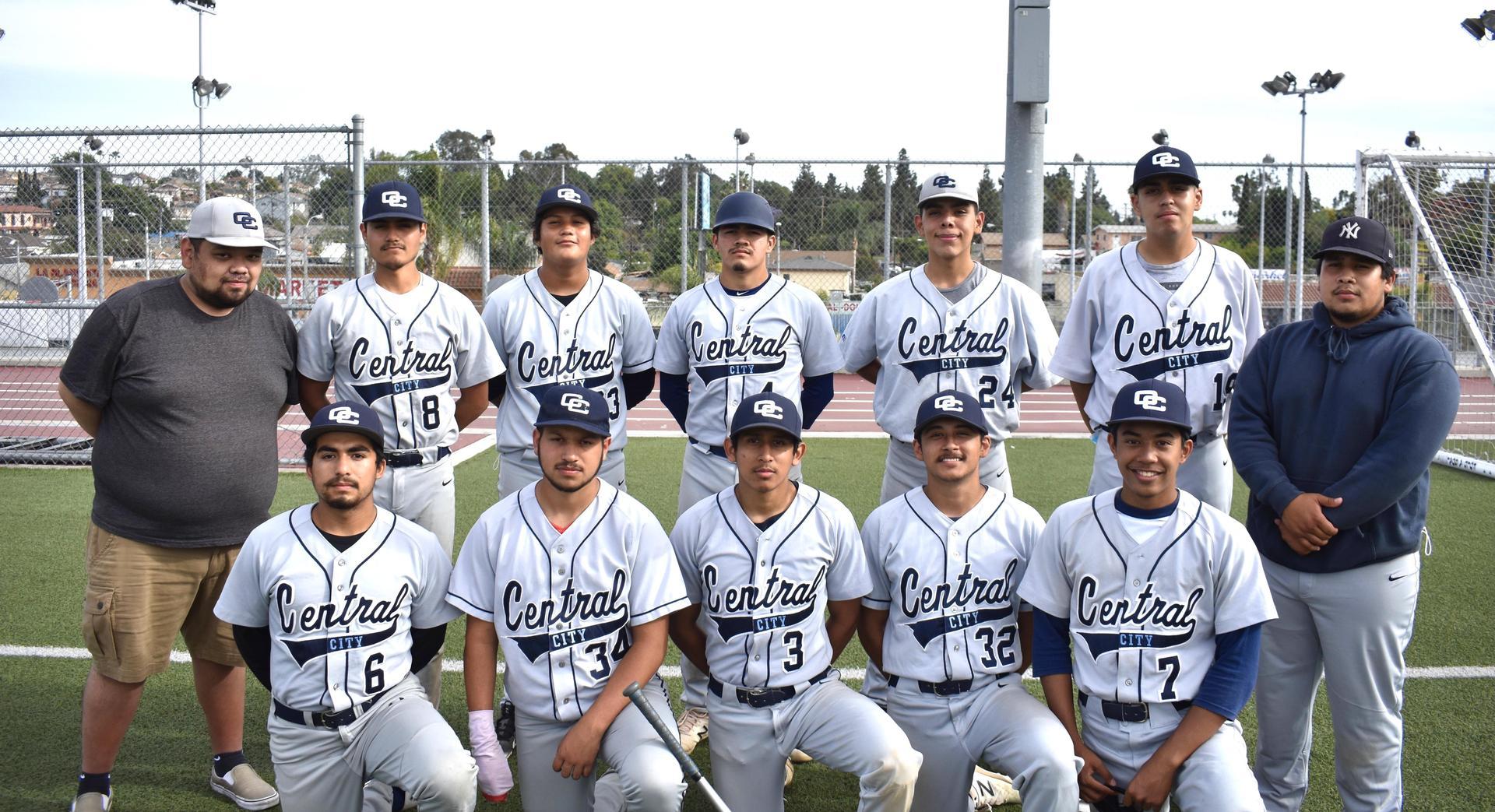 2020-2021 Baseball Team