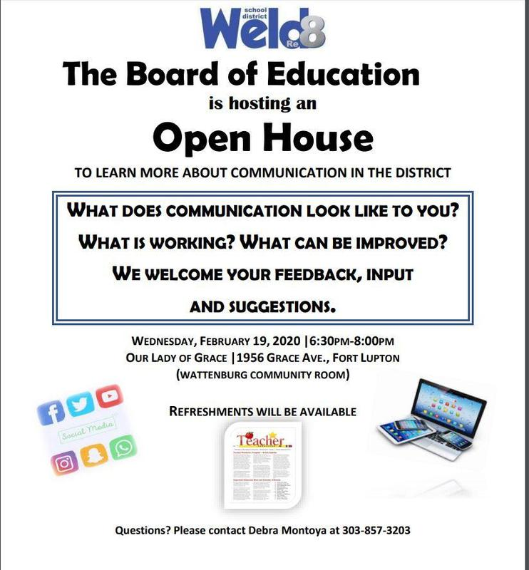 District Open House