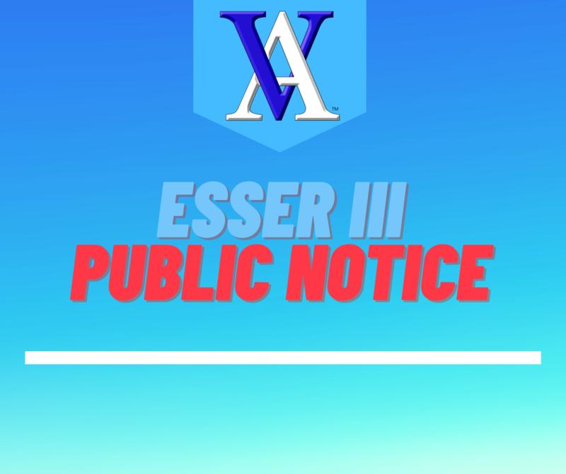 ESSER III Notice Thumbnail Image