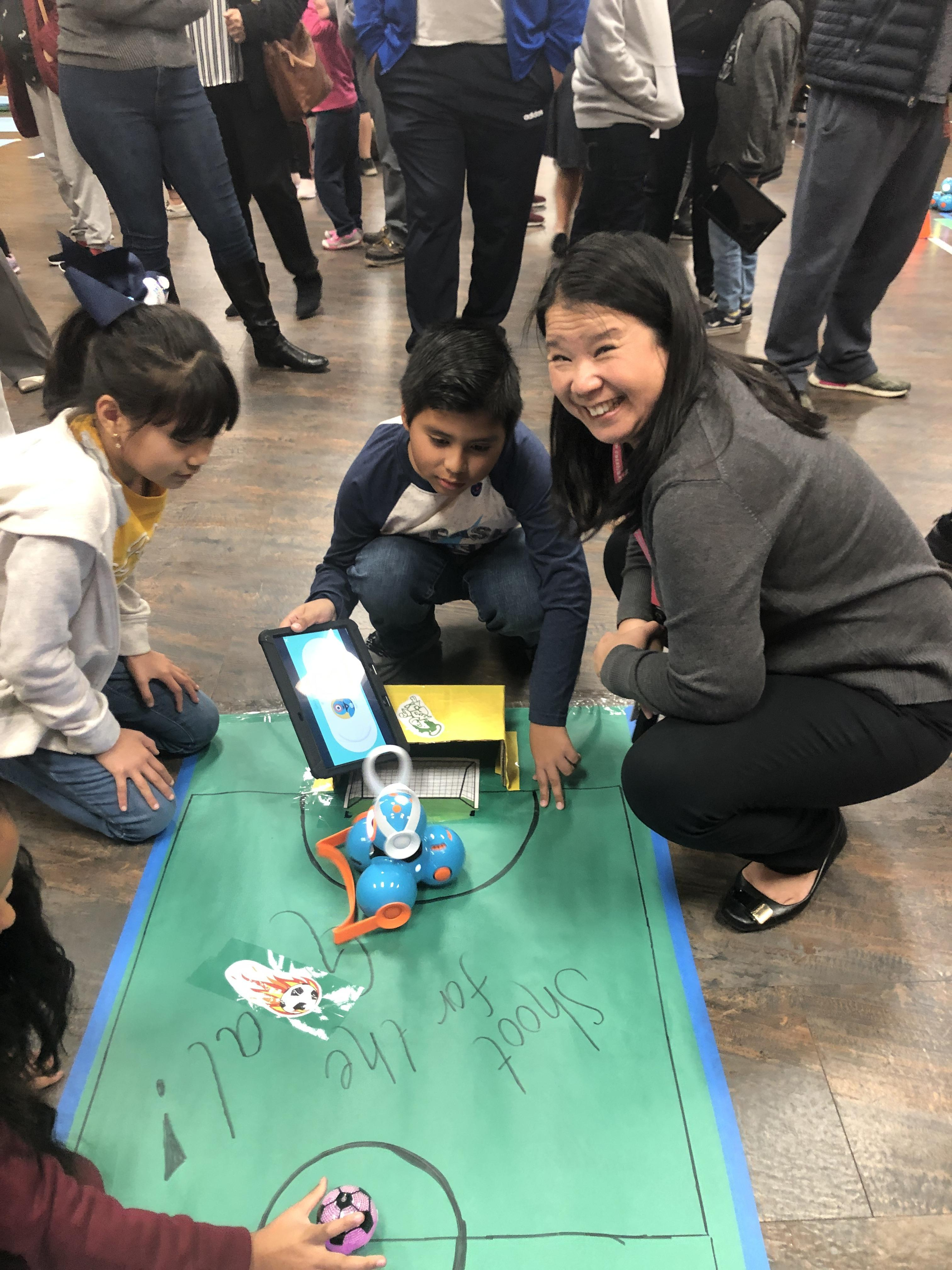 Robotics 2020 - Ms. Chung