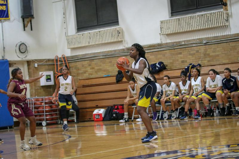 Girls' Varsity Basketball Round-Up Featured Photo