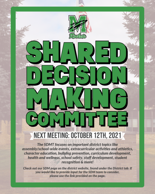 Shared Decision Making Committee Flyer