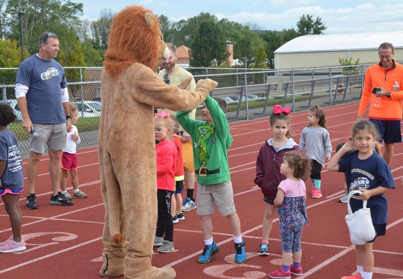 Lion kids 5K