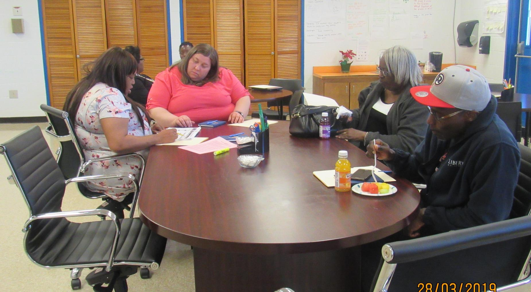 Read to Succeed Parent Conference