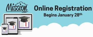 Graphic with registration date of January 28