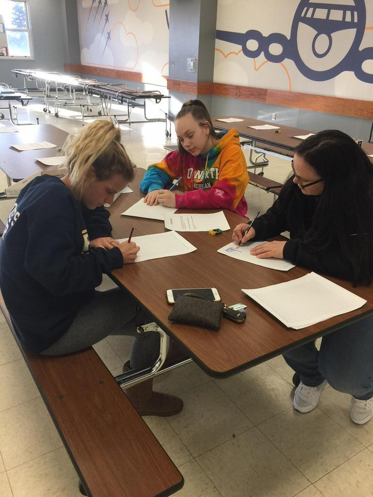 Wagar student parent math activity