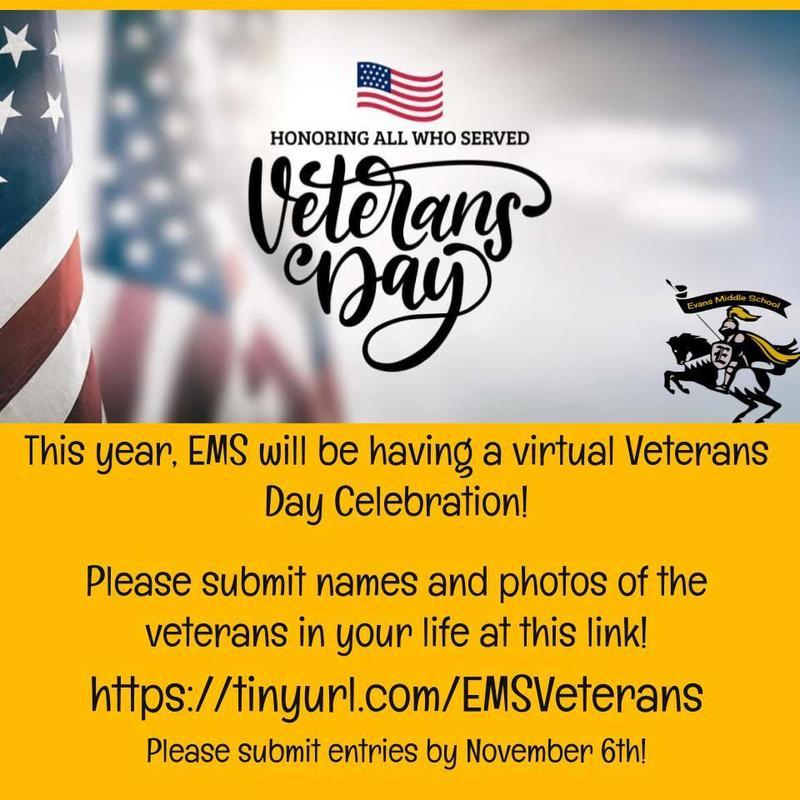 EMS Veterans Day