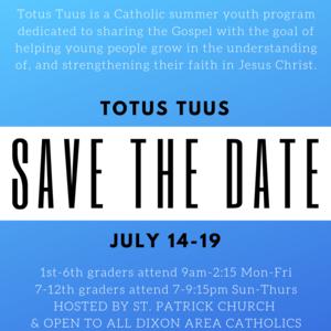 Totus Tuus summer flyer.png