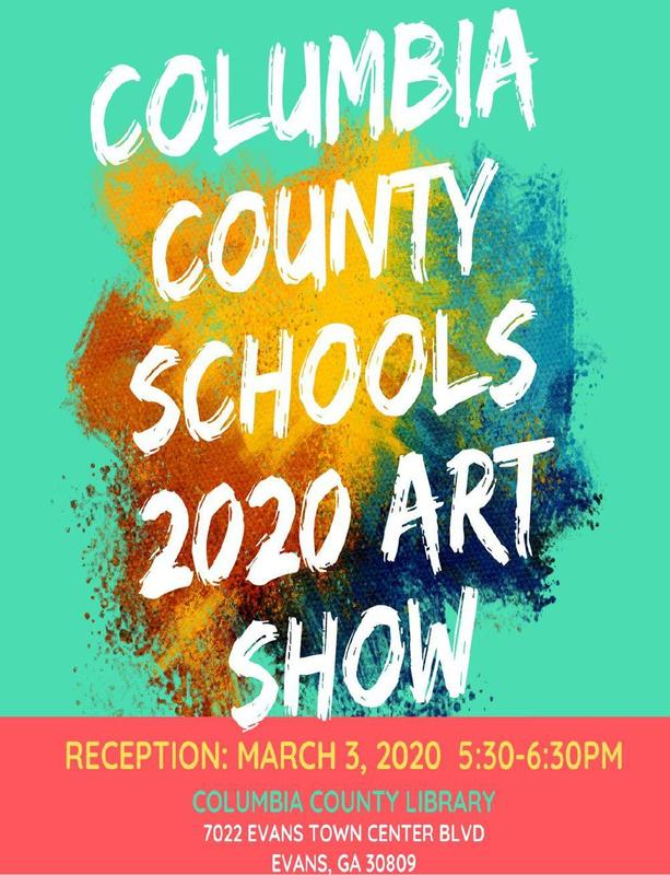 2020 Columbia County Schools Art Show Featured Photo