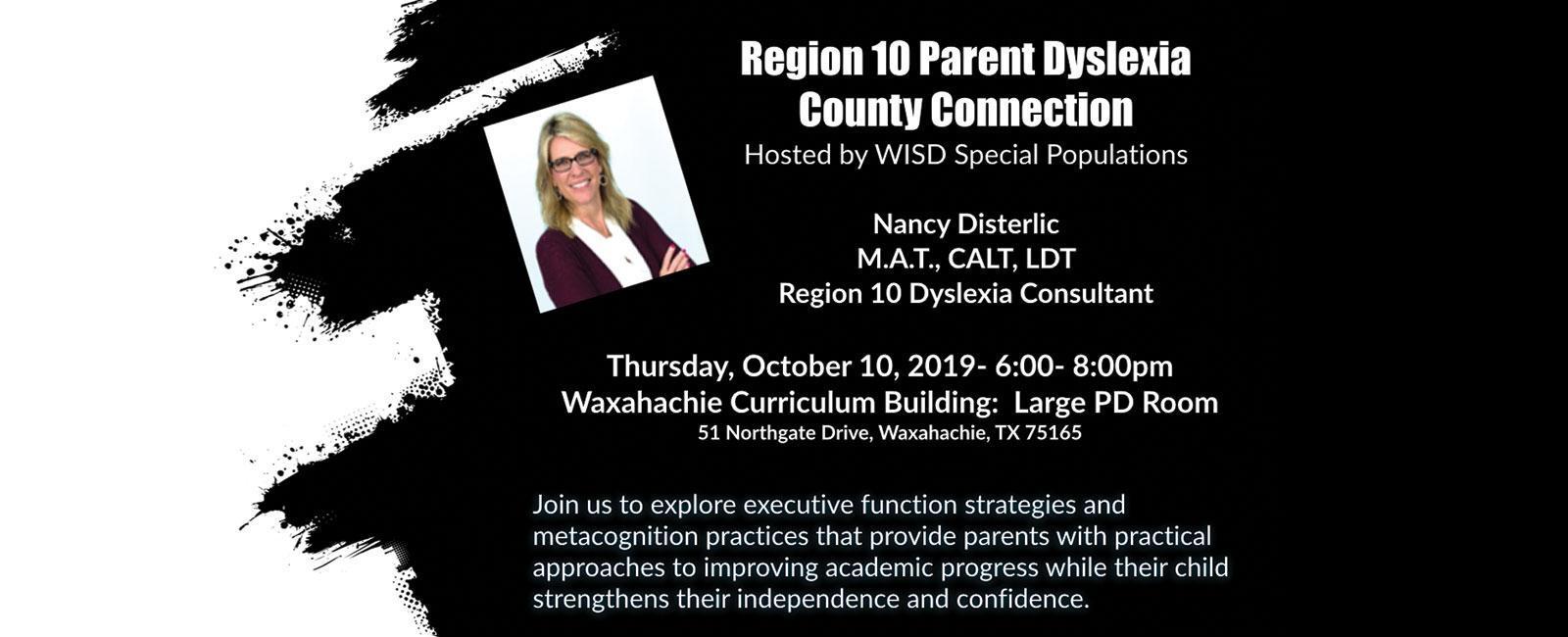 Dyslexia Parent Connection