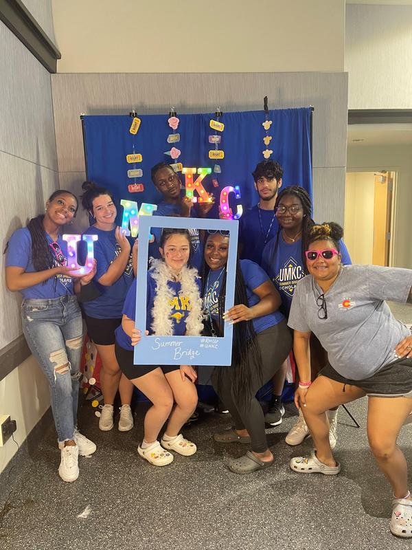 Alumni Participate in Summer Bridge Featured Photo