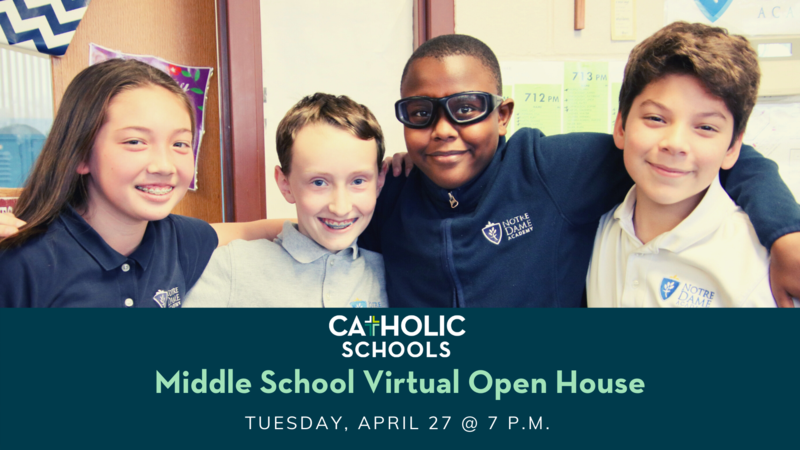 CSCOE-Sponsored Virtual Middle School Open House Featured Photo