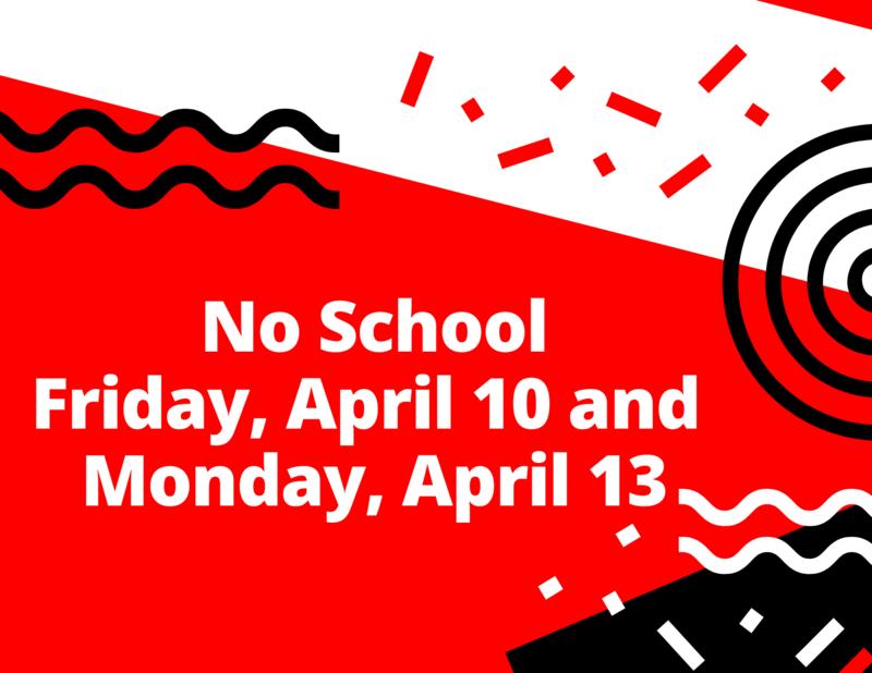 NO SCHOOL GRAPHIC