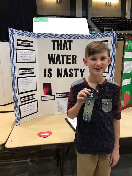 We Love Science!