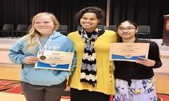 Needwood Middle School Spelling Bee Featured Photo