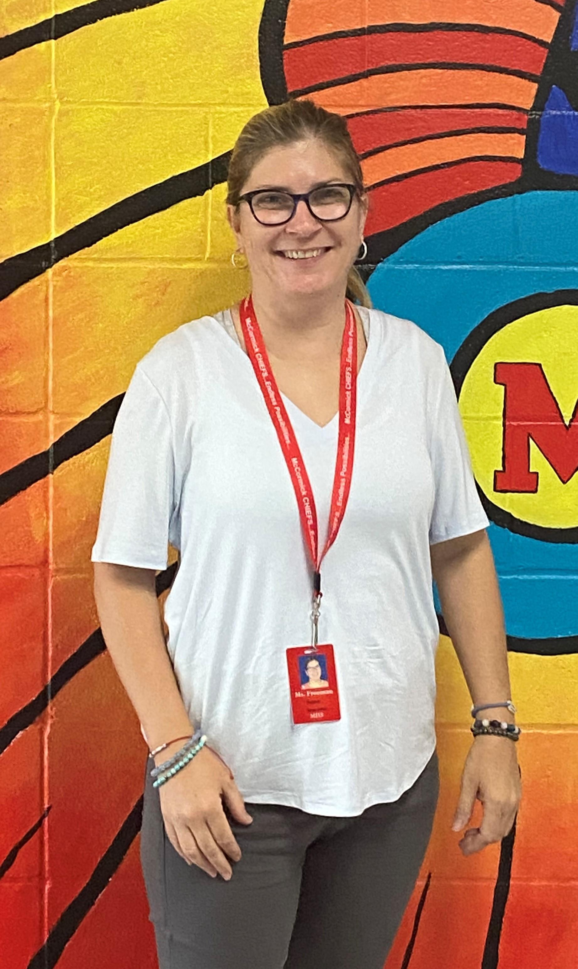 Ms. Freeman