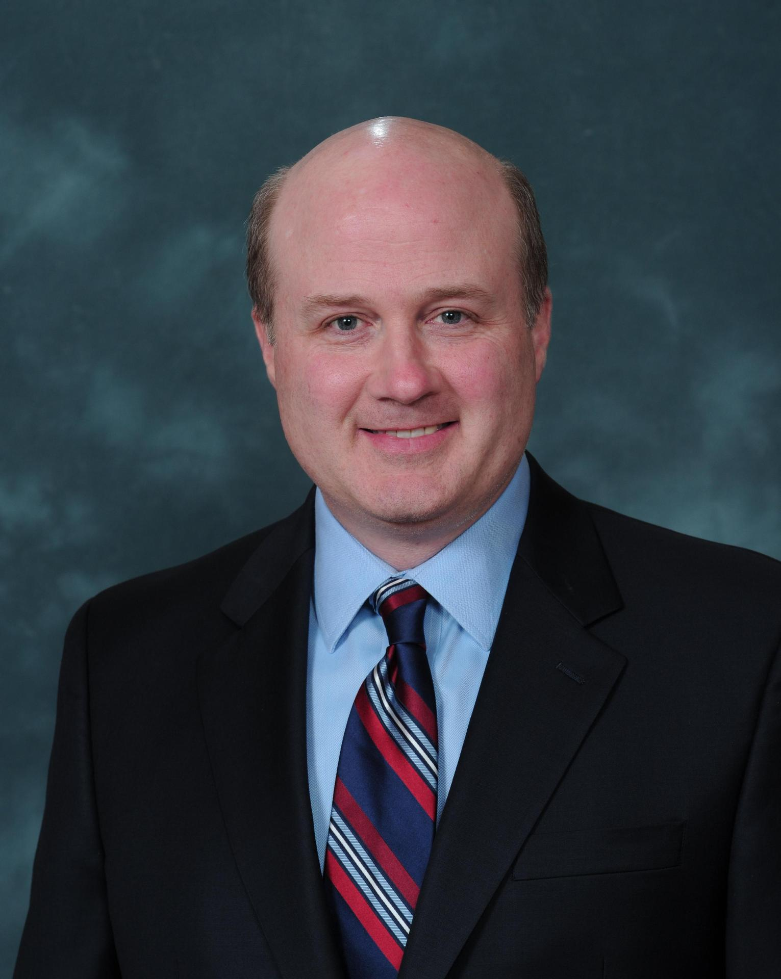Dr. Brian Campbell, Director of student learning grades 9-12