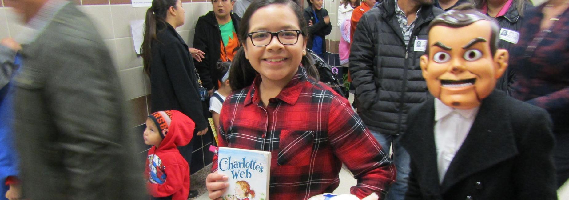 Book Character Parade