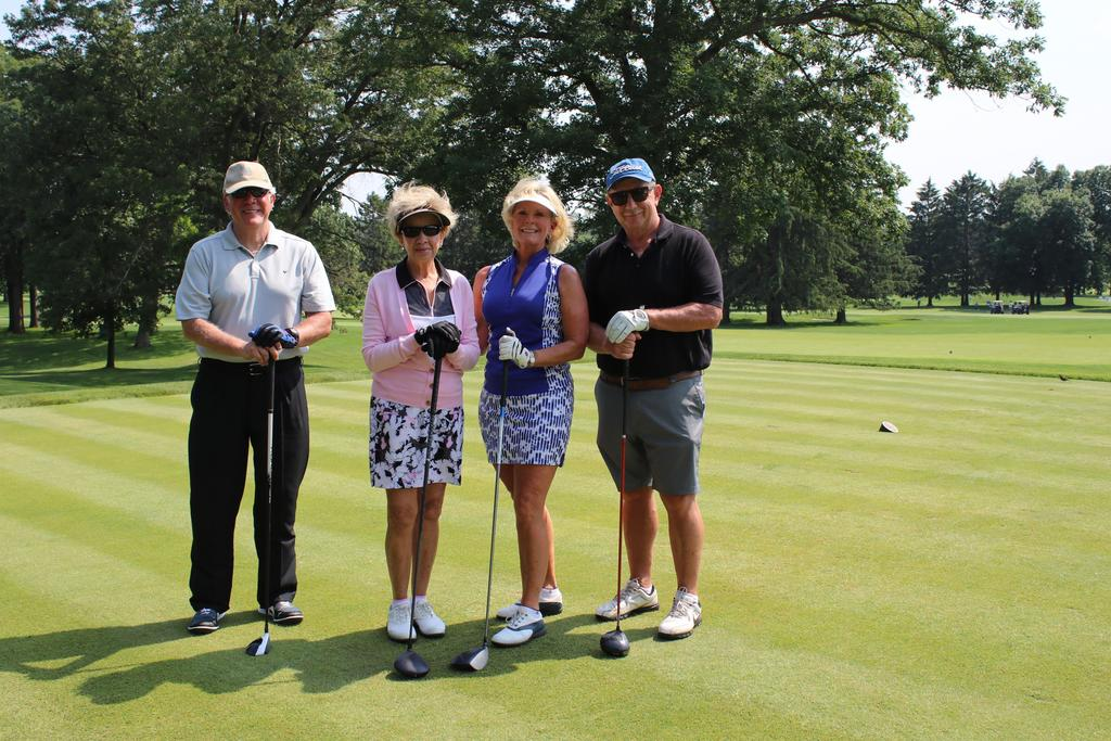 DDI golf outing photo of participants